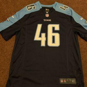 Titans large Nike jersey